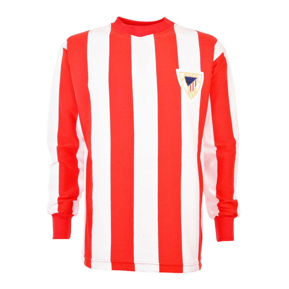 Athletic Bilbao 1971-72 Retro Football Shirt