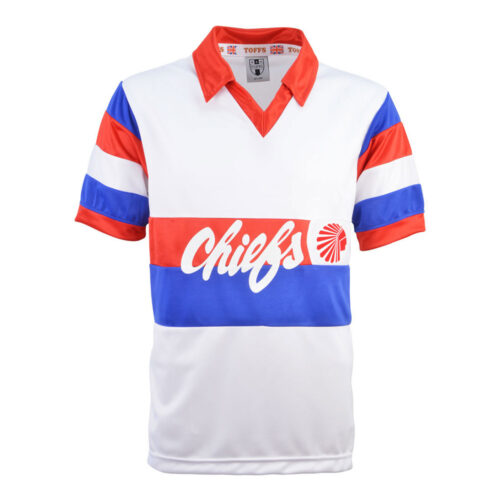 Atlanta Chiefs 1980 Camiseta Retro Fútbol