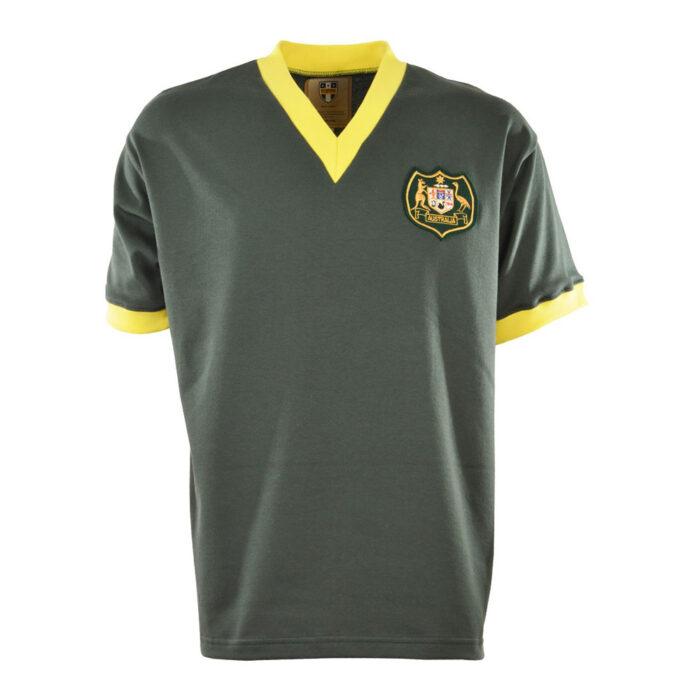 Australia 1970 Camiseta Retro Fútbol