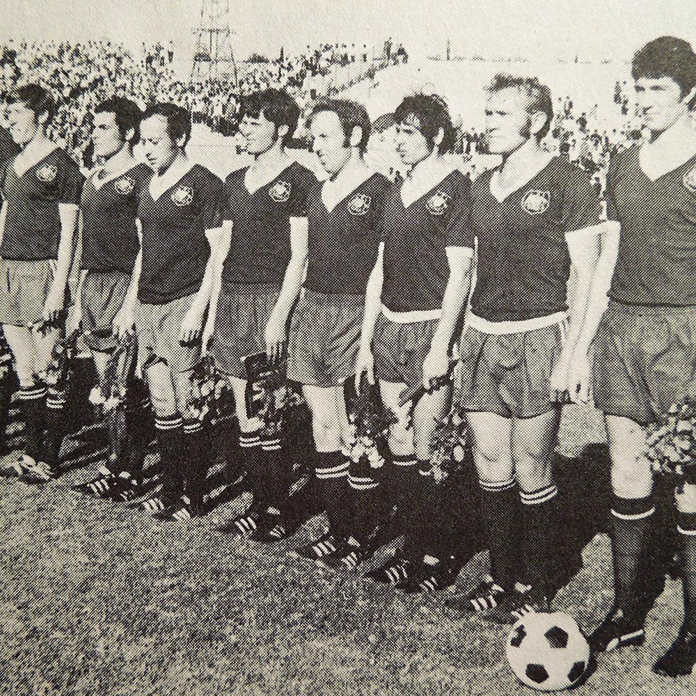 Australia 1970 Away Maglia Storica Calcio