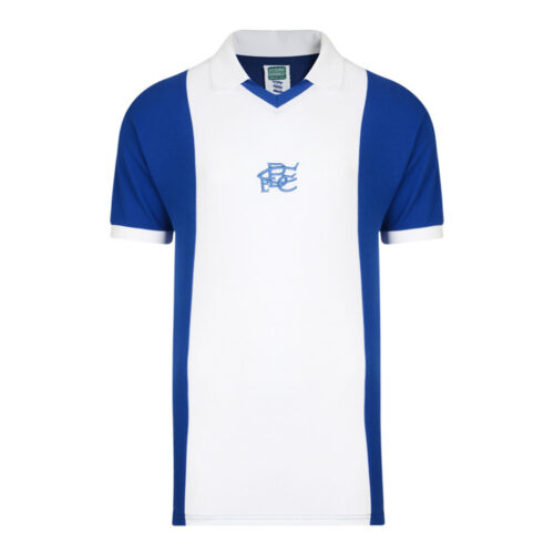 Birmingham City 1975-76 Maillot Rétro Foot
