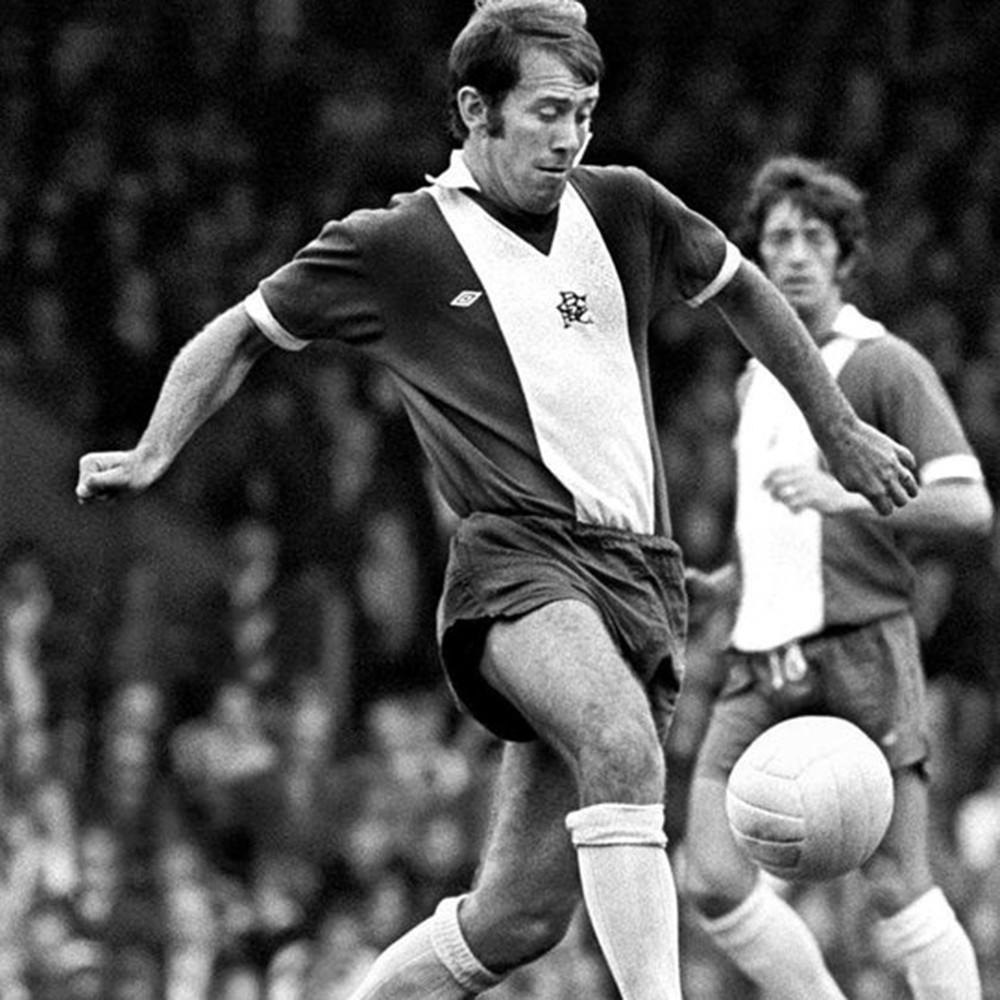 Birmingham City 1975-76 Maglia Storica Calcio