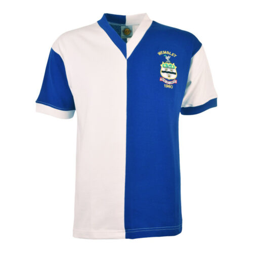 Blackburn Rovers 1959-60 Camiseta Retro Fútbol (Copia)