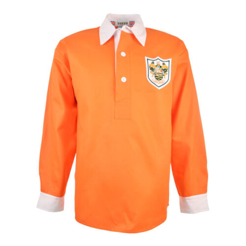 Blackpool 1952-53 Camiseta Retro Fútbol