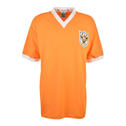 Blackpool 1959-60 Camiseta Retro Fútbol