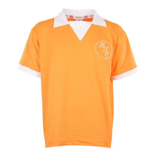 Blackpool 1973-74 Camiseta Retro Fútbol