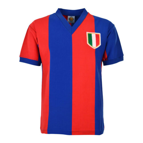 Bologna 1964-65 Retro Football Shirt