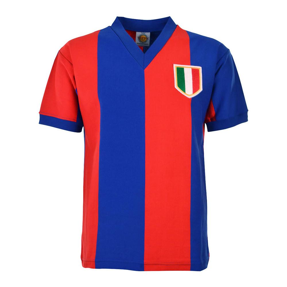 Bolonia 1964-65 Camiseta Retro Fútbol