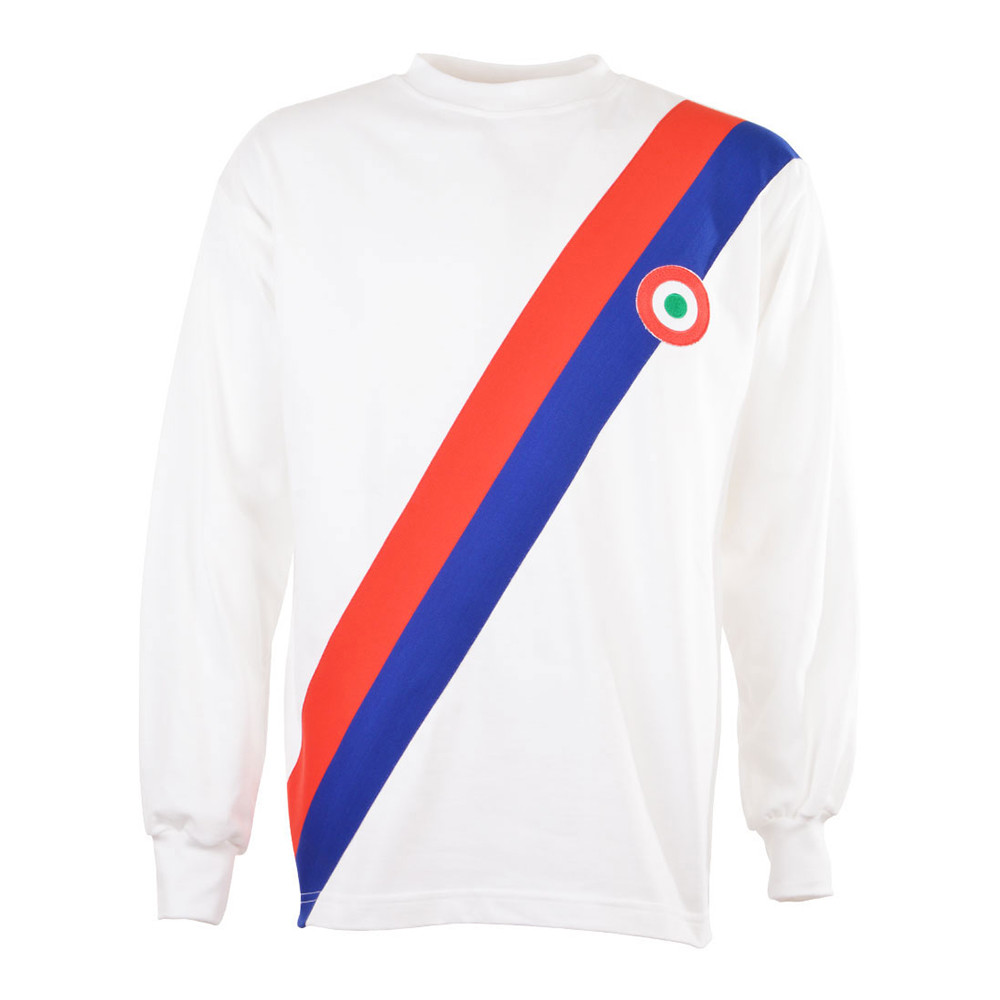 Bologna 1970-71 Retro Football Shirt