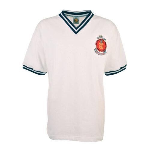 Bolton Wanderers 1957-58 Retro Football Shirt
