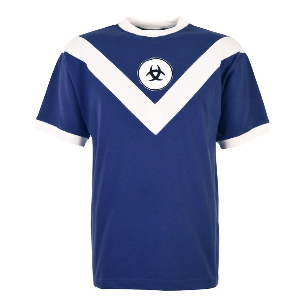 Bordeaux 1940-41 Retro Football Shirt