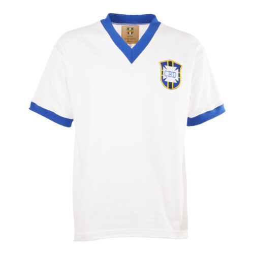 Brazil 1945 Retro Football Shirt