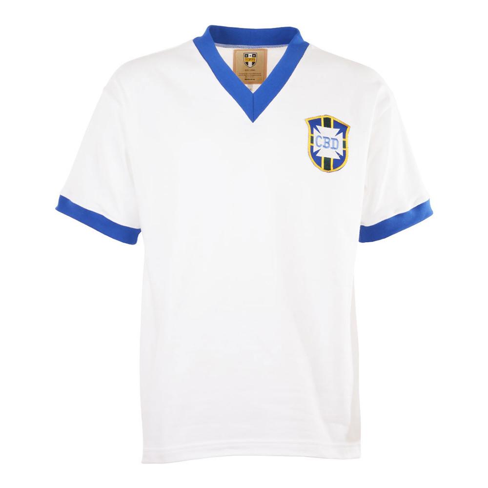 Brasil 1945 Camiseta Retro Fútbol