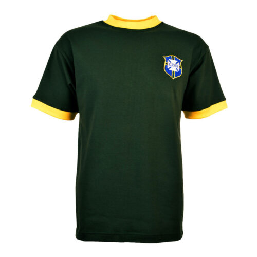 Brazil 1950 Retro Football Shirt
