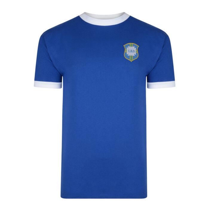 Brazil 1970 Retro Football Jersey