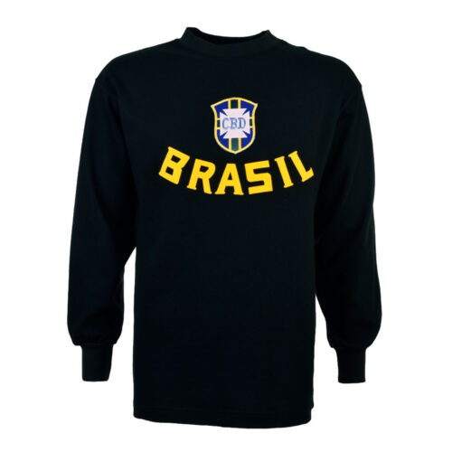 Brazil 1970 Retro Goalkeeper Shirt