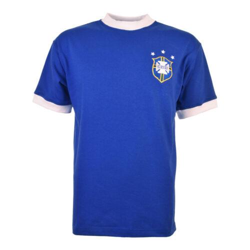 Brasil 1974 Camiseta Retro Fútbol