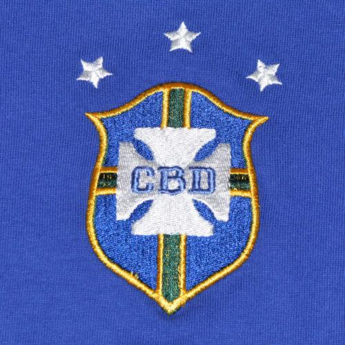 Brasile 1974 Away Maglia Storica Calcio