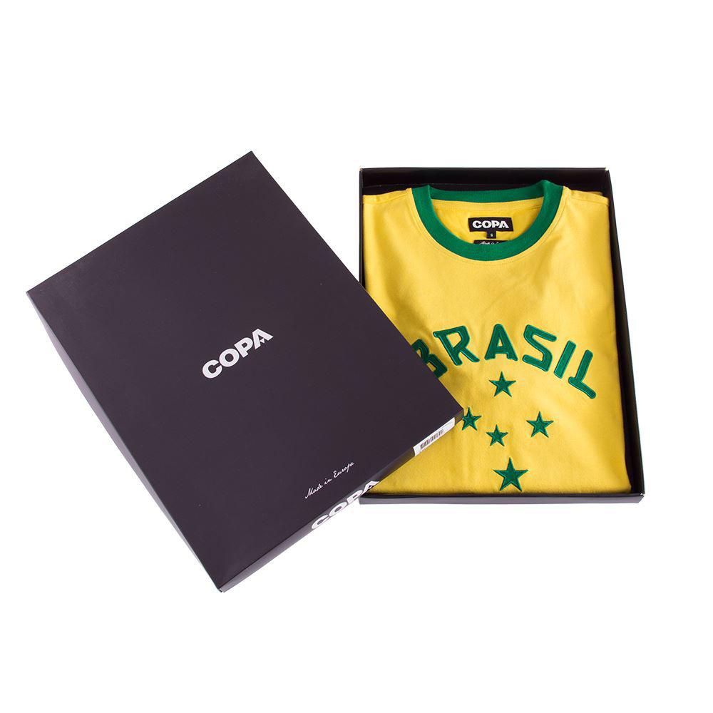Brasile 1976 Maglia Storica Calcio