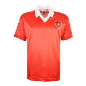 Bristol City 1976-77 Maglia Storica Calcio