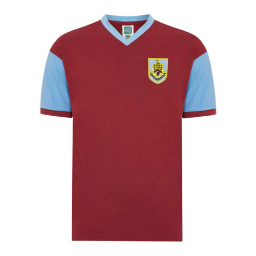 Burnley 1959-60 Camiseta Retro Fútbol