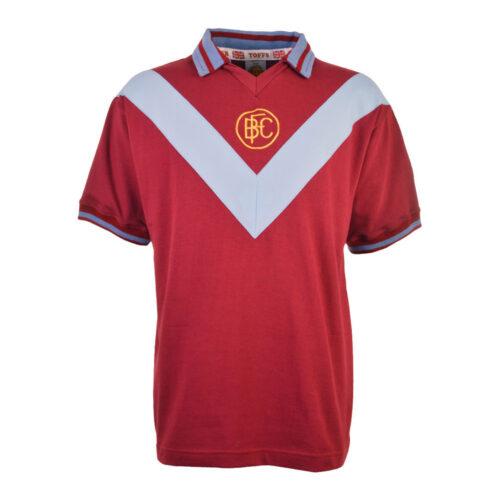 Burnley 1975-76 Maglia Storica Calcio