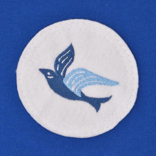 Cardiff City 1969-70 Maglia Storica Calcio