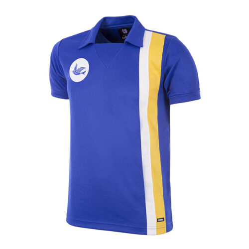 Cardiff City 1975-76 Camiseta Retro Fútbol