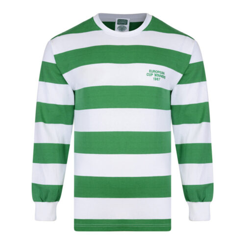 Celtic Glasgow 1966-67 Camiseta Retro Fútbol