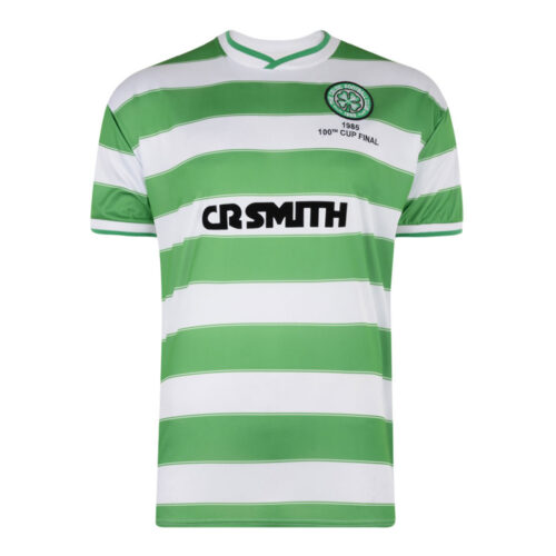 Celtic Glasgow 1984-85 Retro Football Shirt