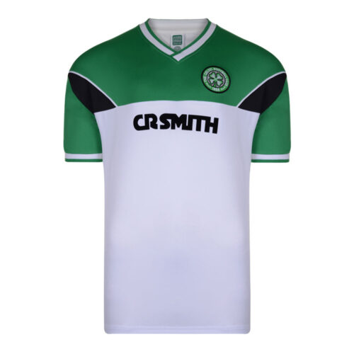 Celtic Glasgow 1986-87 Camiseta Retro Fútbol