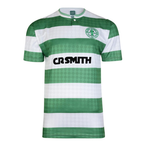Celtic Glasgow 1987-88 Retro Football Shirt