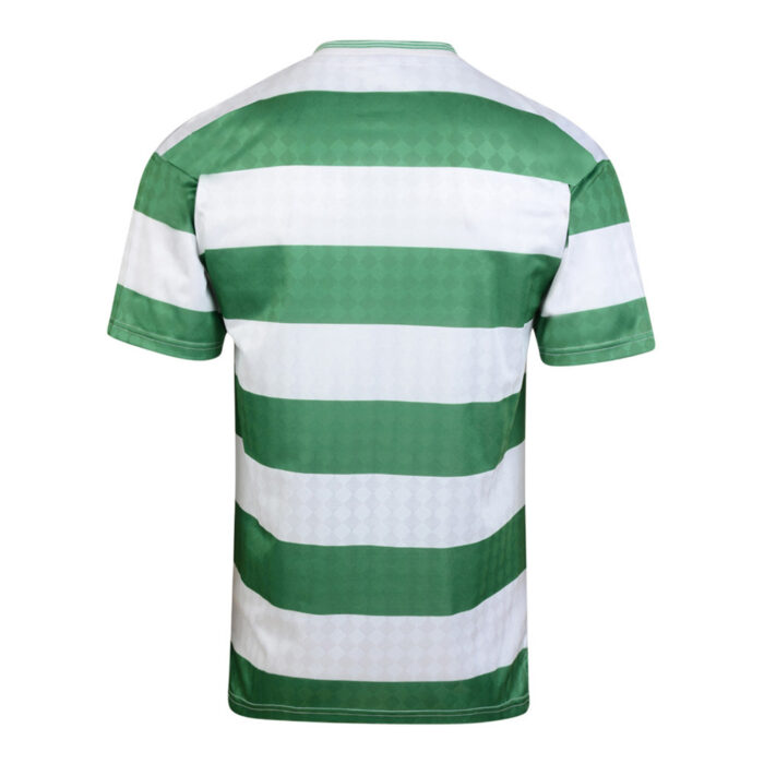 Celtic Glasgow 1987-88 Maglia Storica Calcio
