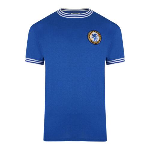 Chelsea 1962-63 Camiseta Retro Fútbol