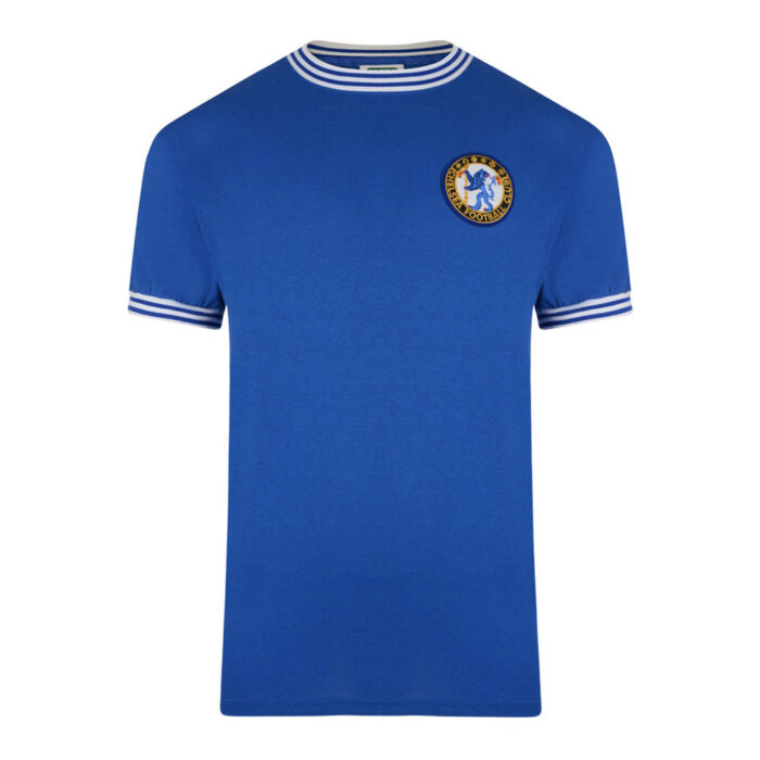 Chelsea 1962-63 Retro Football Shirt