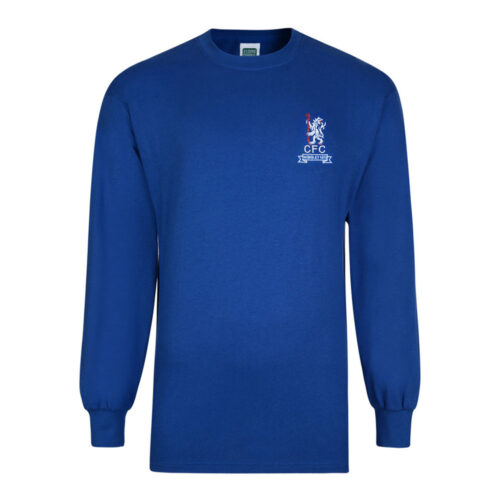 Chelsea 1969-70 Retro Football Shirt