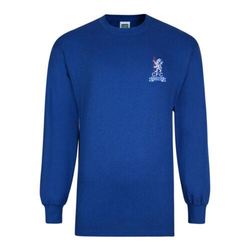 Chelsea 1969-70 Camiseta Retro Fútbol