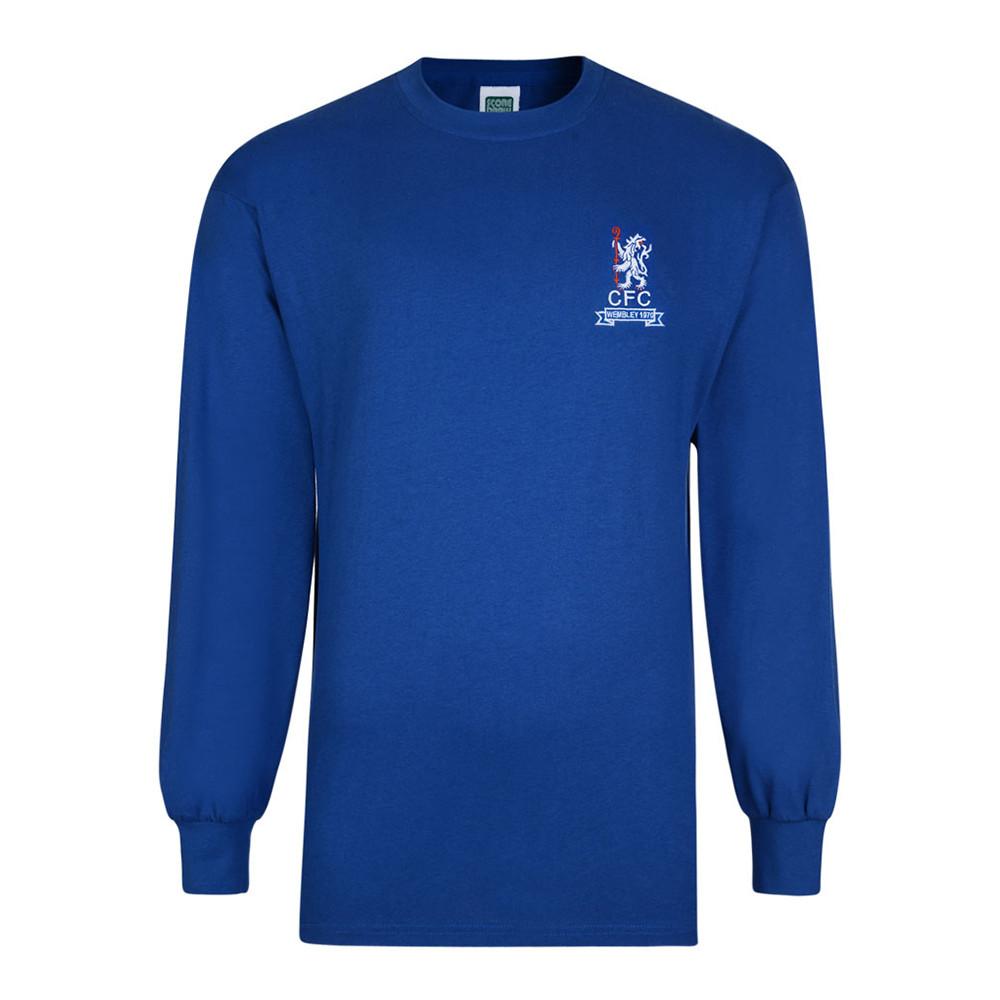 Chelsea 1969-70 Retro Football Shirt