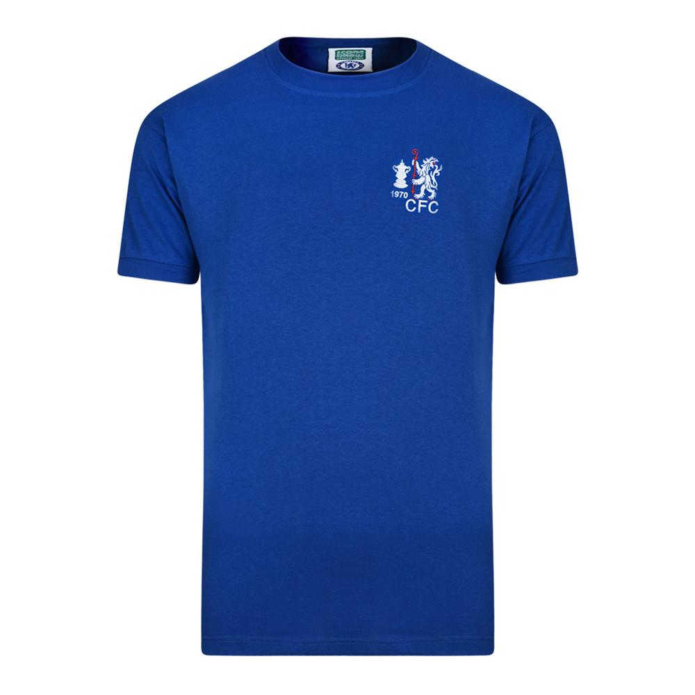 Chelsea 1969-70 Retro Football Jersey