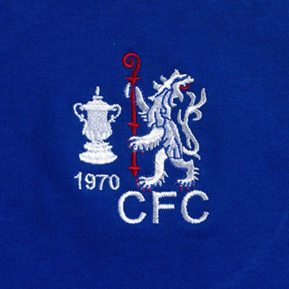 Chelsea 1969-70 Maglia Calcio Storica