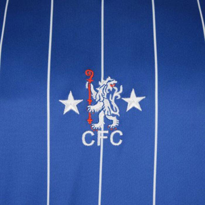 Chelsea 1981-82 Maglia Storica Calcio