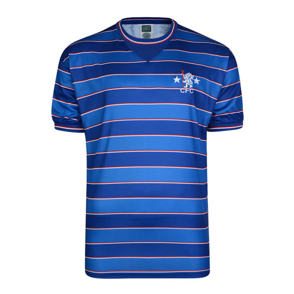 Chelsea 1983-84 Camiseta Retro Fútbol