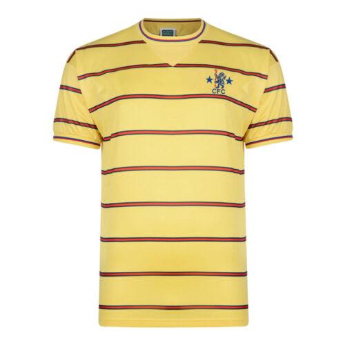 Chelsea 1983-84 Camiseta Fútbol Retro