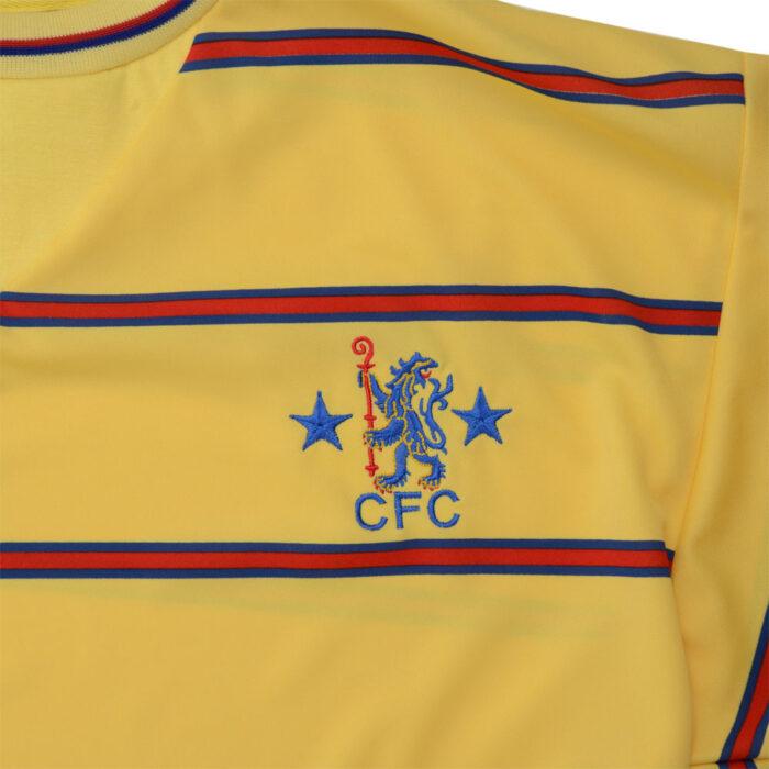 Chelsea 1983-84 Away Maglia Storica Calcio