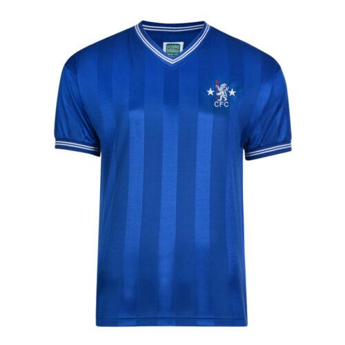 Chelsea 1985-86 Camiseta Retro Fútbol