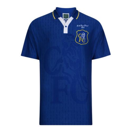 Chelsea 1996-97 Camiseta Retro Fútbol
