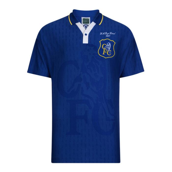 Chelsea 1996-97 Maglia Storica Calcio