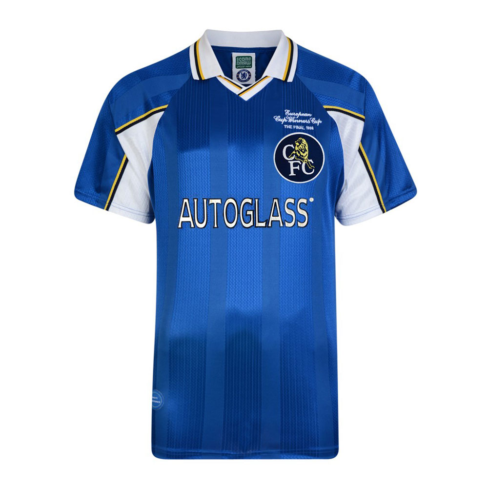 Chelsea 1997-98 Retro Football Shirt