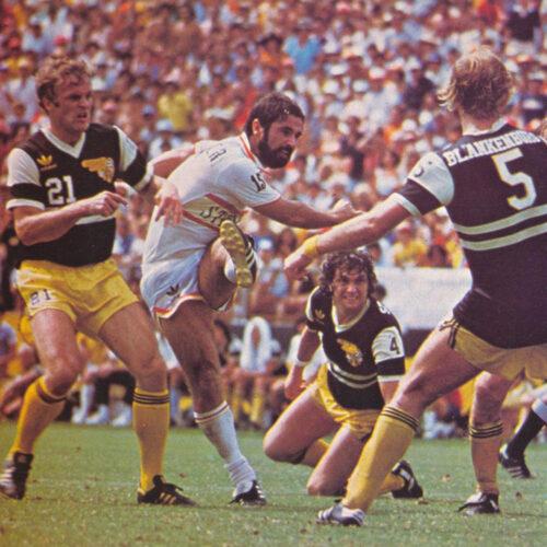 Chicago Sting 1979 Away Maglia Storica Calcio