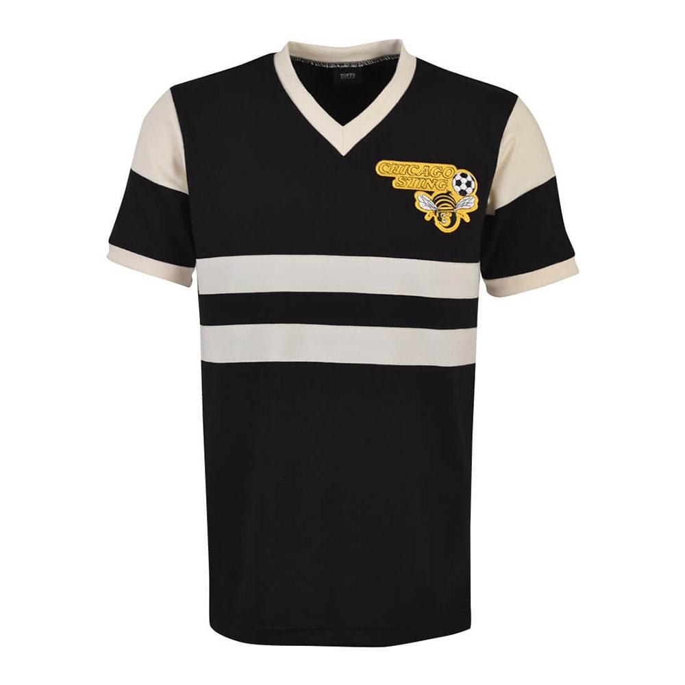 Chicago Sting 1979 Camiseta Fútbol Retro